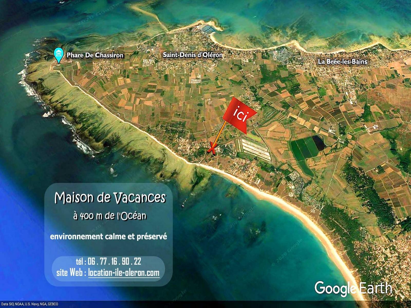 Géolocalisation de la maison PASSIFLORE